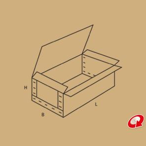 Fefco scatole 601/700